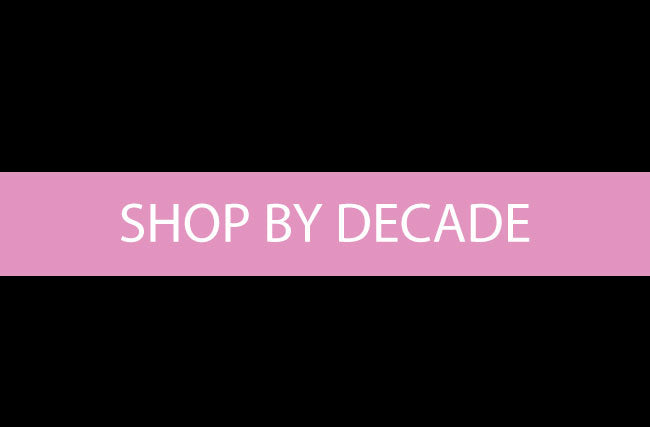 Shop Vintage by Decade