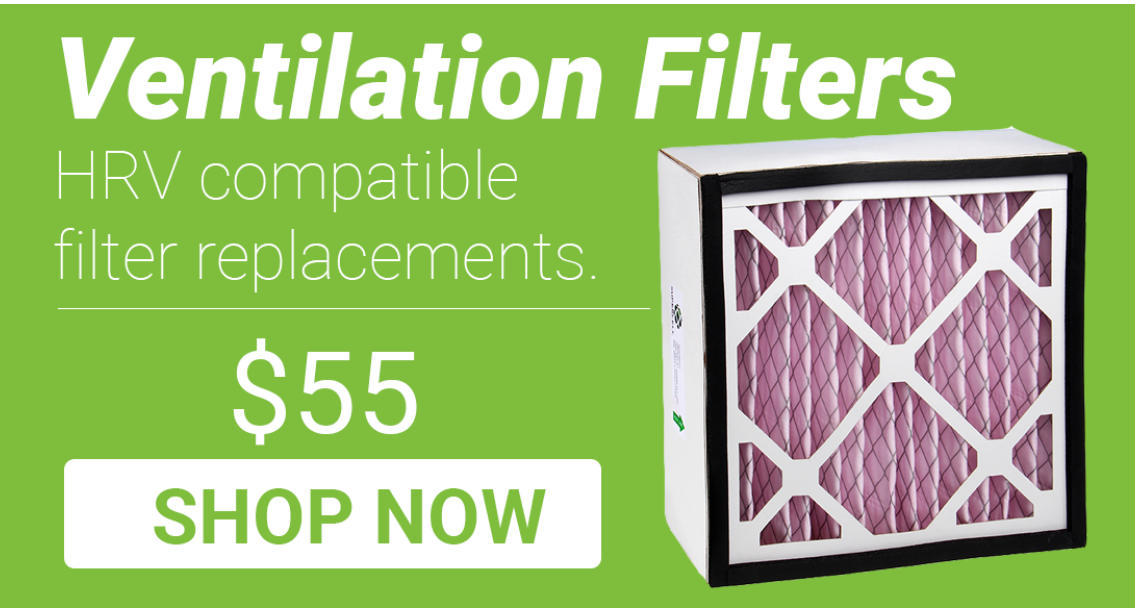 Biggest selection of affordable ventilation filters