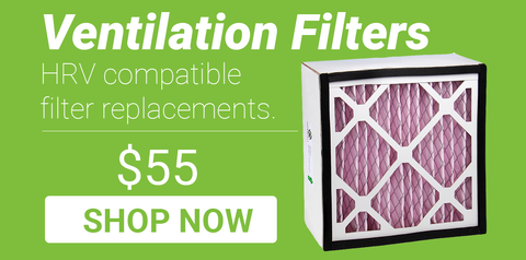 Buy HRV filter replacements online and save
