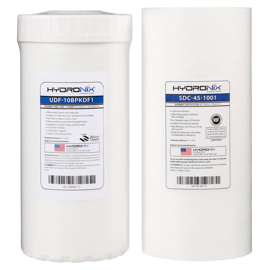 Ventilation Filters WHOLE HOME WATER FILTERS (HRV WATER COMPATIBLE) - supercellnz
