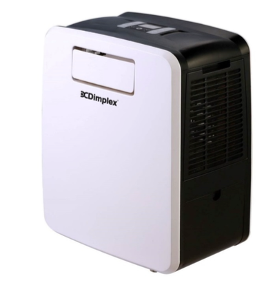 Portable 3 in1 Ceramic Heater, Personal Air Con Cooler and 30L dehumidifier - supercellnz