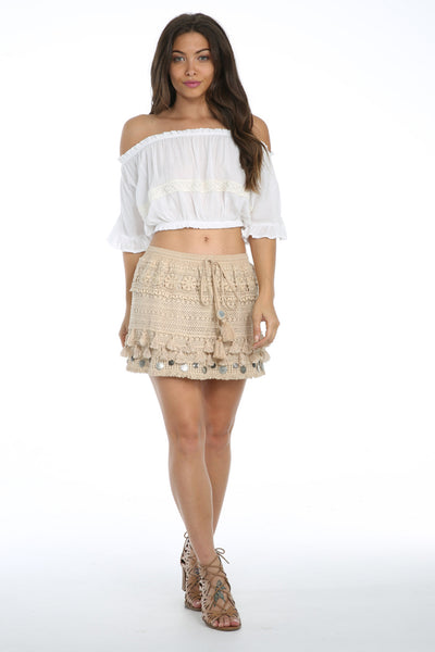 GREAT FALLS SKIRT