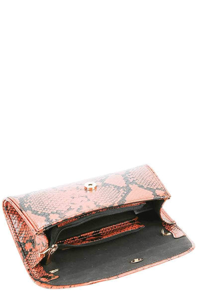 Paisley Clutch