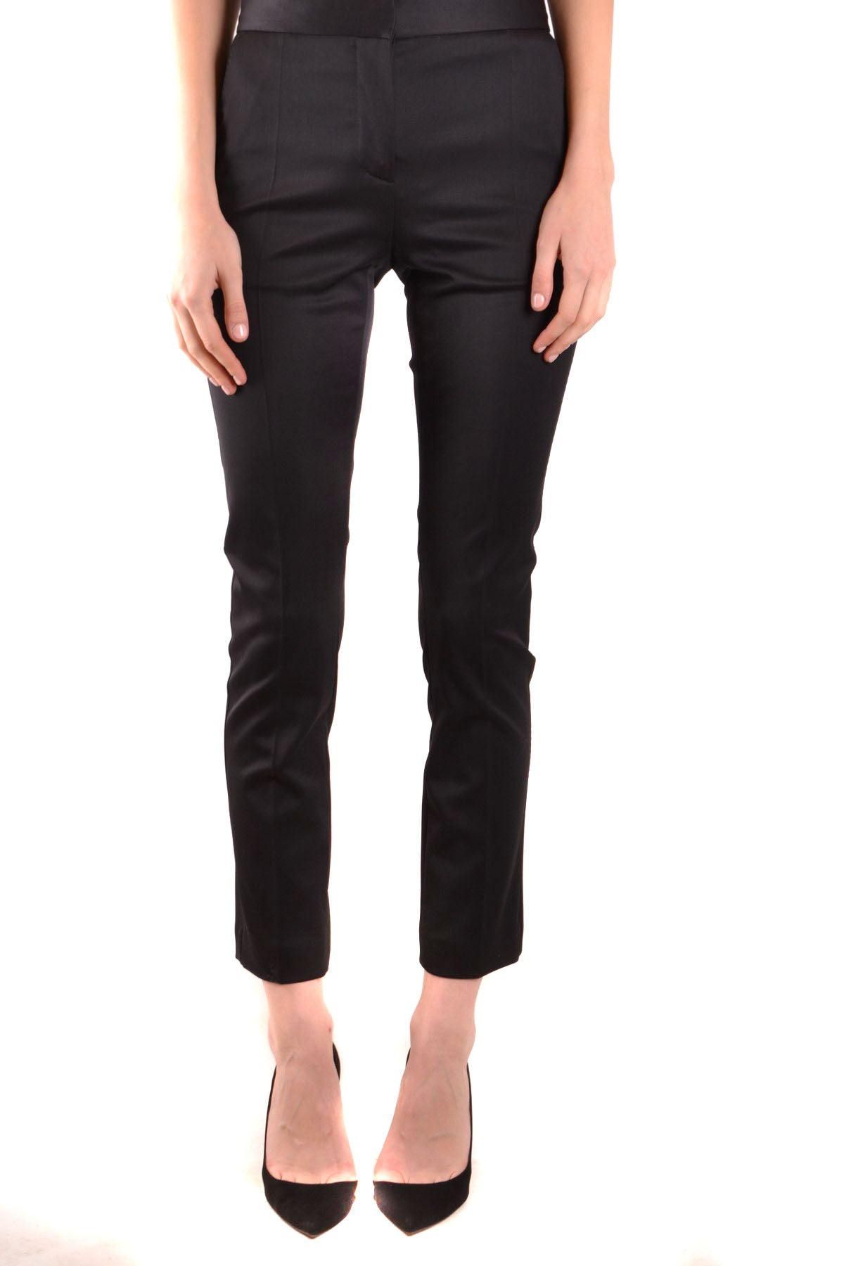 Beverly Burberry Trousers