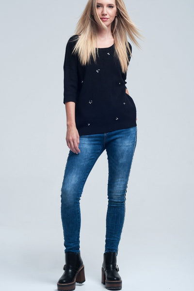 Analise Sweater