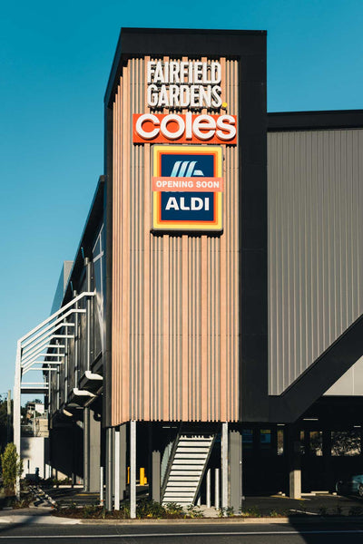 Aldi Concrete Wheel Stops