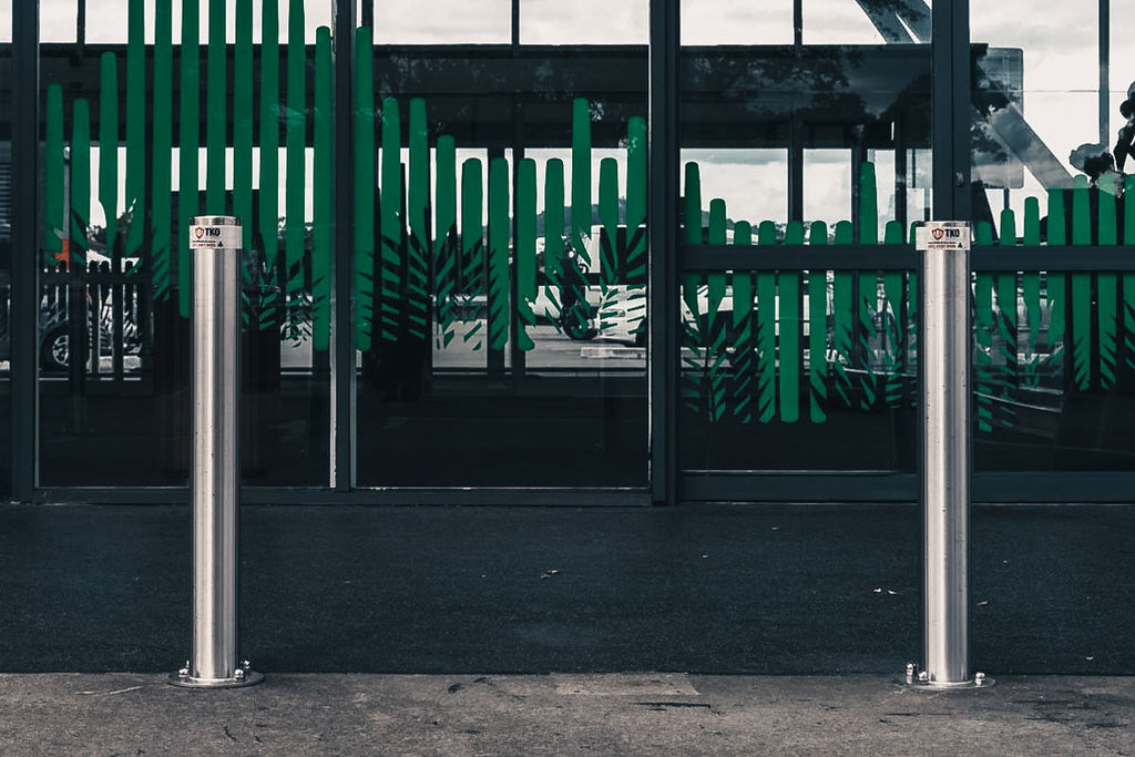 TKO Bollards Stainless Steel Bollards