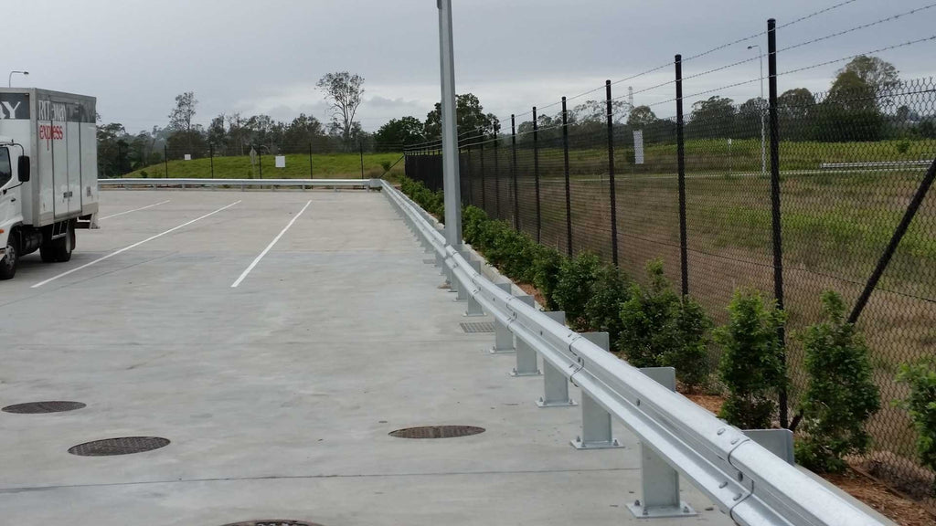 Guard Rail - Price on Application - Brisbane bollards