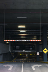 6000mm Height Bar - Parking Height Bar - Price on Application - Brisbane bollards