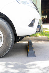 Heavy Duty Wheel Stop | Pro Stop Model | 3 Year Warranty - Brisbane bollards