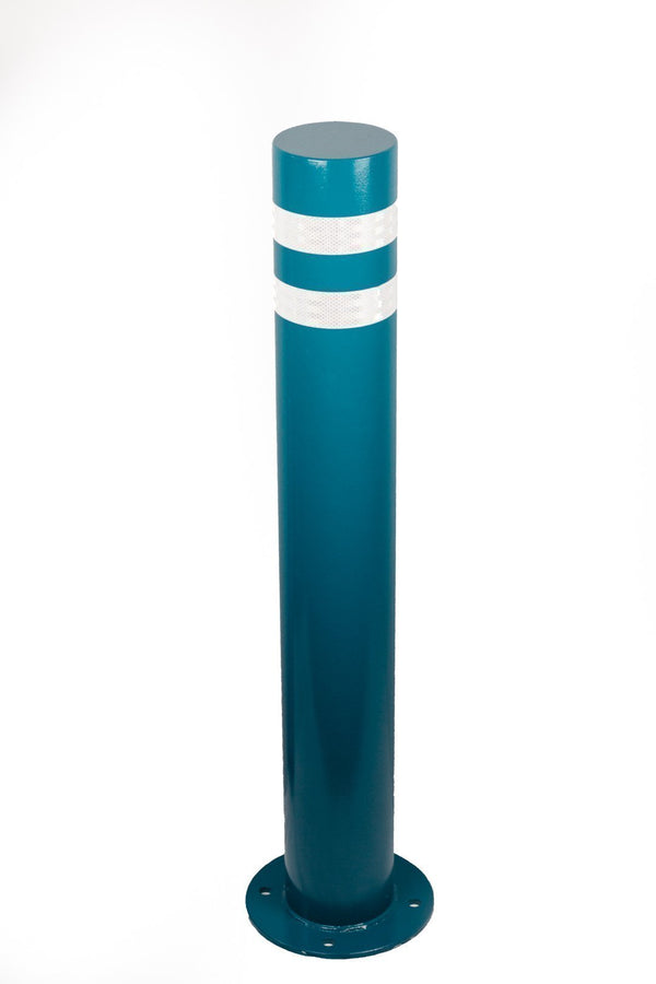 Type 3 Gold Coast City Council Bollard | 165 OD/MM Surface Mounted - Powder Coated - Brisbane bollards