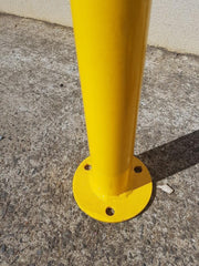 Bike Rack U-Shaped Surface Mounted Bollard - Brisbane bollards