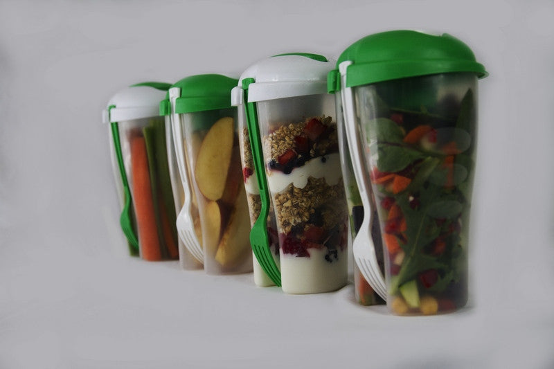 The StāHōm Salad Containers