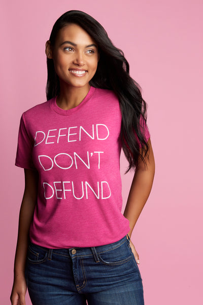 THE CECILE TEE (unisex, Benefitting Planned Parenthood)