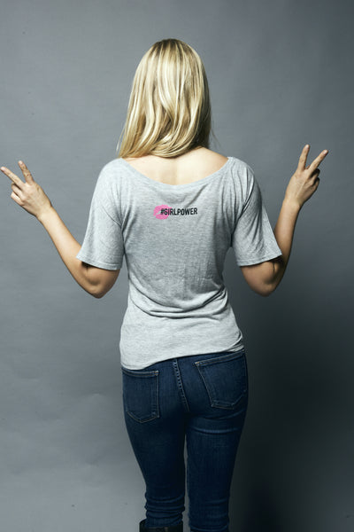 THE EMMA TEE (Benefitting Girl Up)