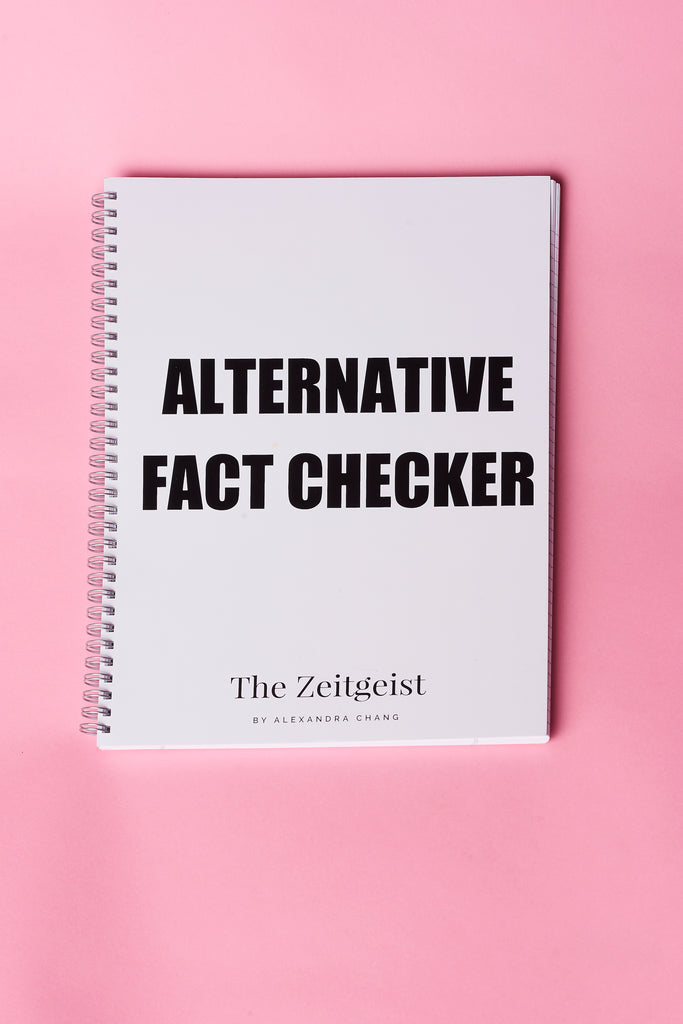 ALTERNATIVE FACT CHECKER NOTEBOOK