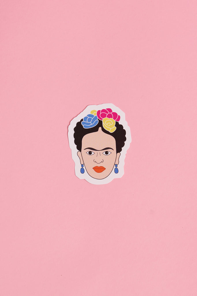 FRIDA STICKER (Benefitting Americans for the Arts)