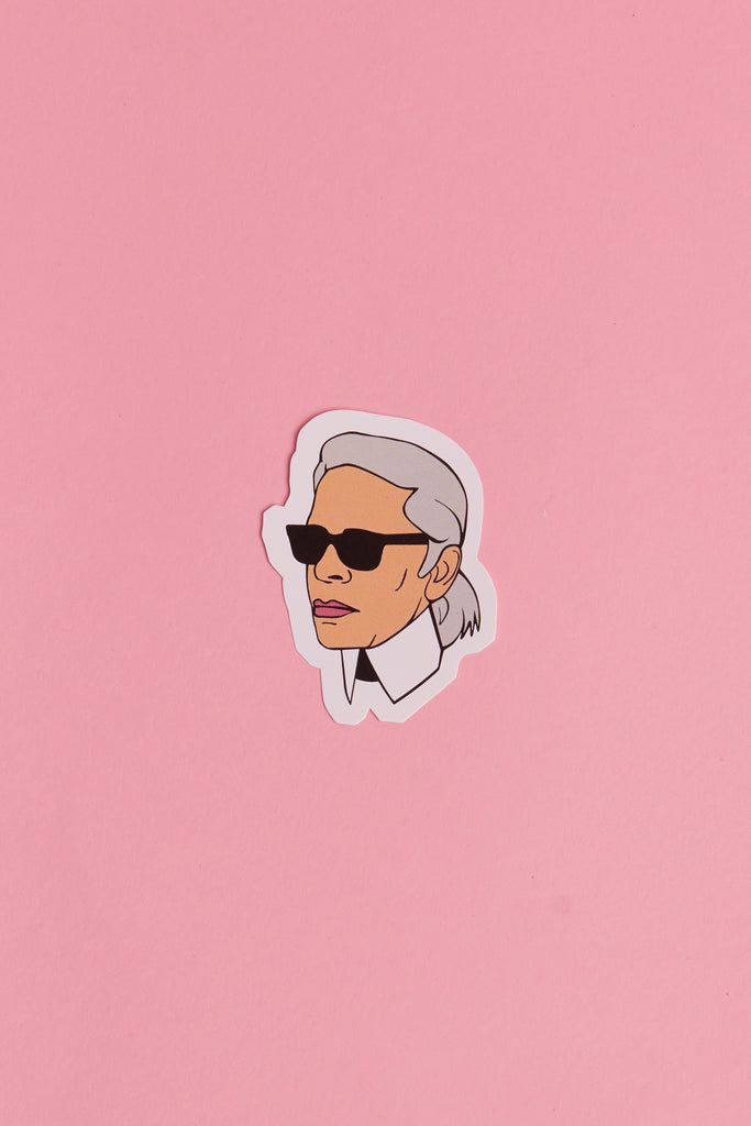 KARL STICKER