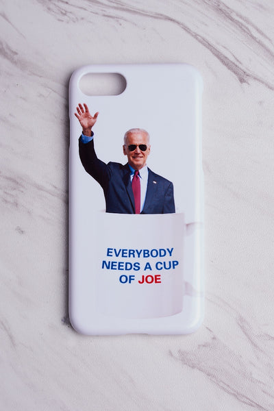 BIDEN IPHONE CASE