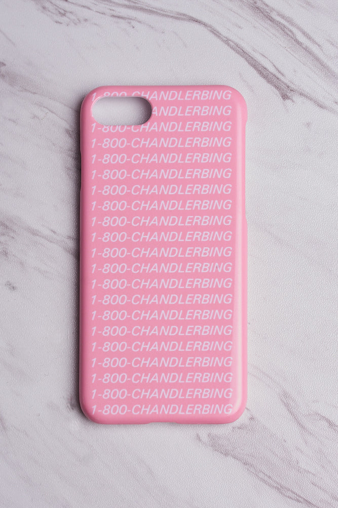 CHANDLER IPHONE CASE