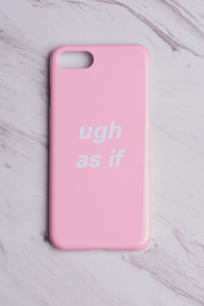 CLUELESS IPHONE CASE