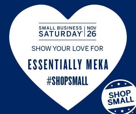 November 26th is Small Business Saturday