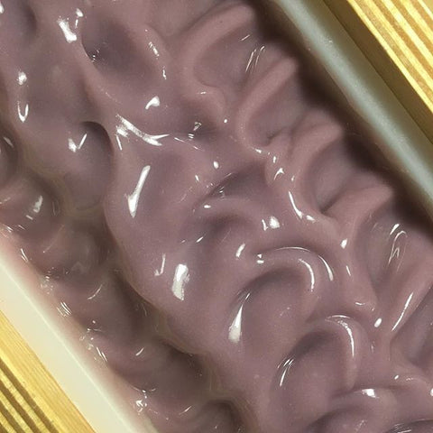 Lavender Fields Soap Bar, Artisan Soap, Essentially Meka Bath & Body Boutique