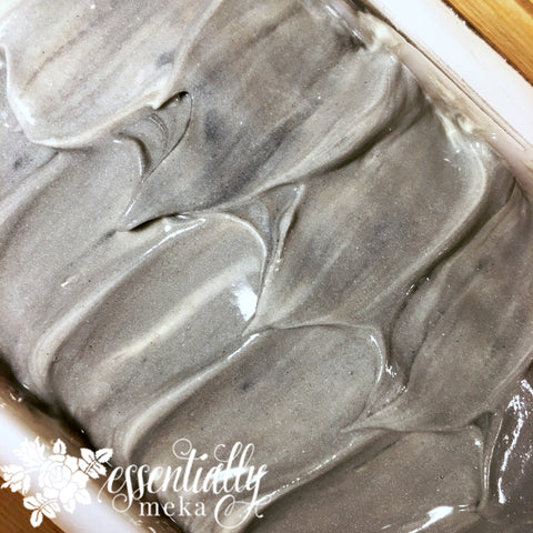 Shades of Grey Soap Bar, Artisan Soap, Essentially Meka Bath & Body Boutique