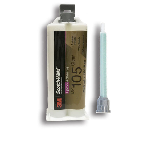 3M Scotch-Weld DP105 Clear Epoxy