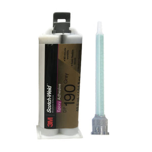 3M Scotch-Weld DP190 Gray 90-Minute Flame-Resistant Epoxy Adhesive