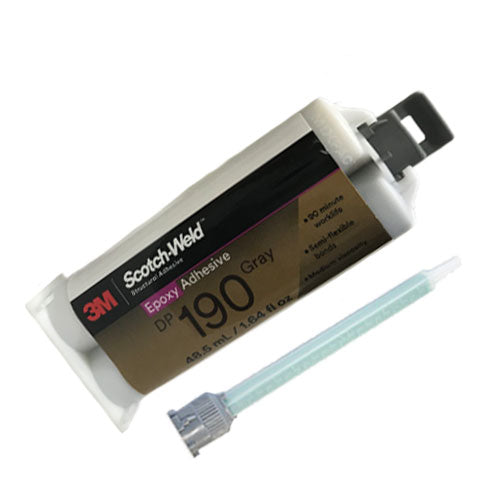 3M Scotch-Weld DP-190 Gray Epoxy Adhesive