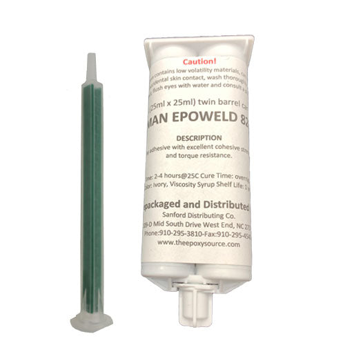 Hardman Epoweld 8200 -  Slow-Setting General Purpose Epoxy (aka Double Bubble Blue 04005)