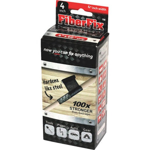 FiberFix Repair Wrap - Permanent Waterproof Repair Tape - Wrap like Duct Tape but Strong like Steel