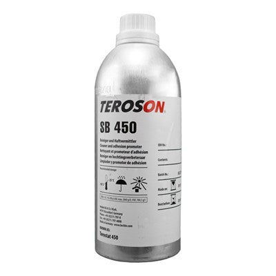 Loctite Teroson SB 450 Primer, Activator & Cleaner for Elastic Adhesives & Silane-Modified Polymers (SMP)