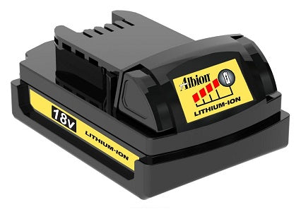 Albion 18v Battery for Cordless Dispensing Guns  - 982-2