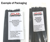 HDPE Polyethylene Plastic Welding Rods & Coils - Black - packs of 10, 20, 40, 100-feet and 200-feet (approx 1 pound)
