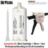 Devcon 2-Ton Epoxy - Water & Chemical Resistant Epoxy