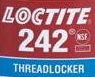 Loctite 242 Multi-Purpose Medium Threadlocker