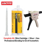 Loctite EA (Hysol) E-120HP Toughened Non-Sag 120-Min Set Epoxy (2 hour)