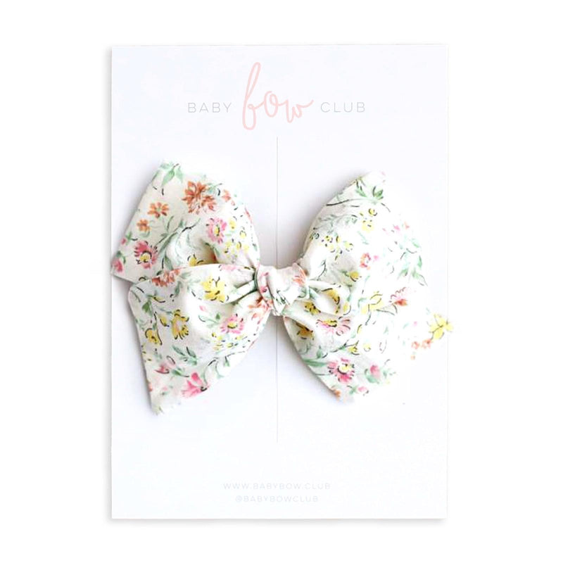 Summer Floral // Audrey Bow