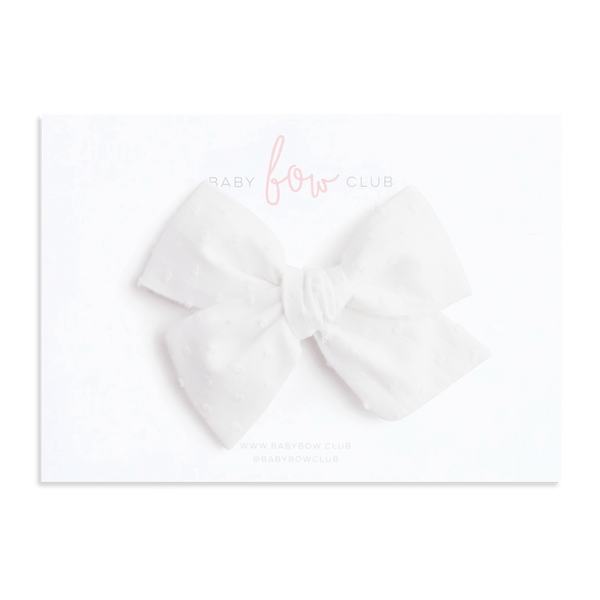 Cotton Pop // Audrey Bow