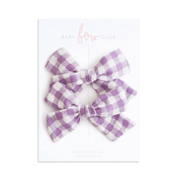 Aster // Petite Frankie Bow