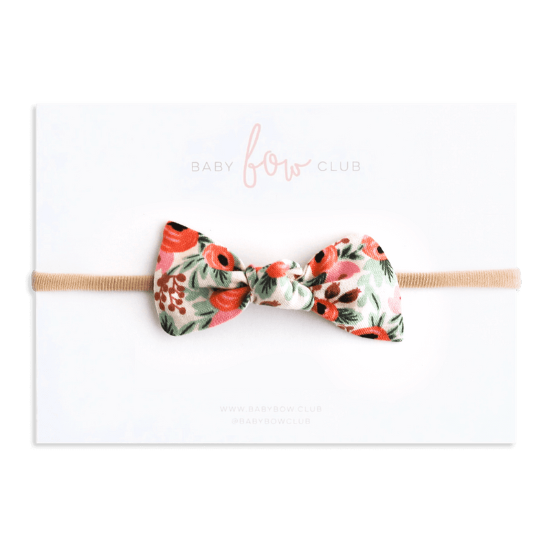 Bloom // Knot Bow