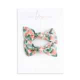 Strawberries // Knot Bow