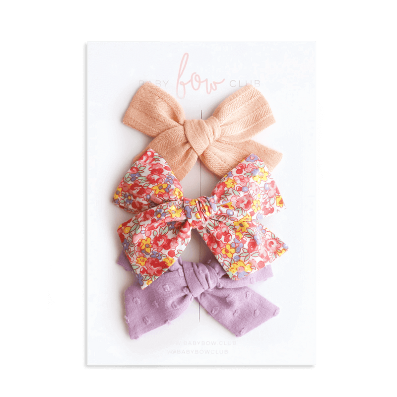 Summer Fun // Bow Set