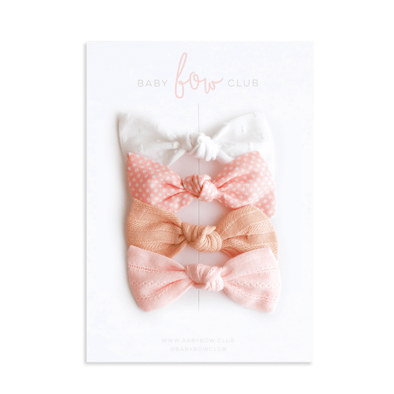 Pinky Dream // Bow Set