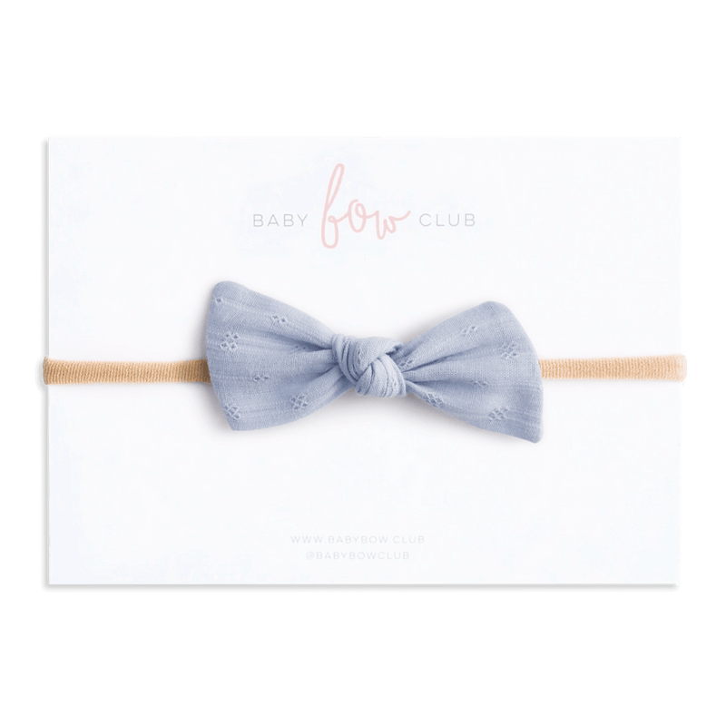 Bluebell // Knot Bow