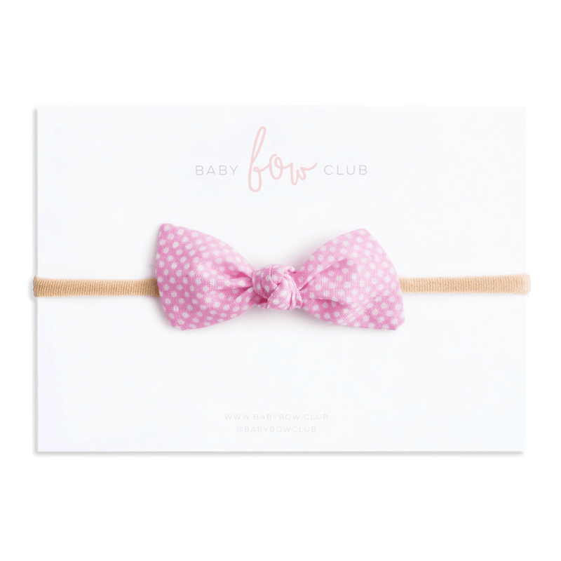 Candy // Knot Bow