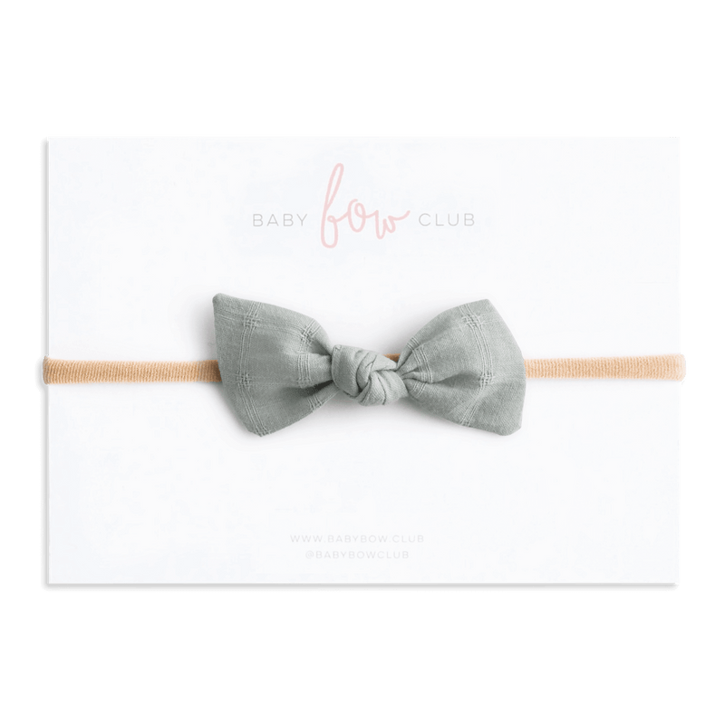Linden // Knot Bow