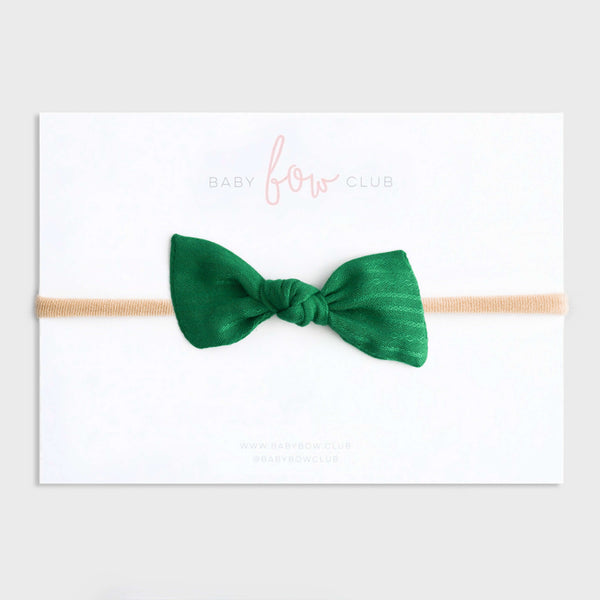 Mr Grinch // Knot Bow